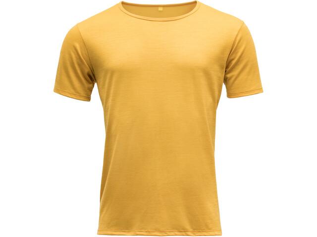 Devold Sula T-shirt Homme, arrowwood